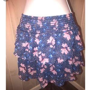 American Eagle flower skirt